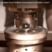 What's the difference between Proof, Brilliant Uncirculated and Bullion coins?
